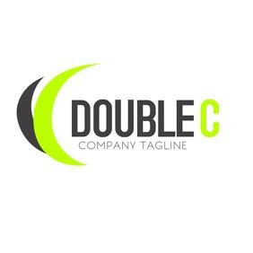 double c logo
