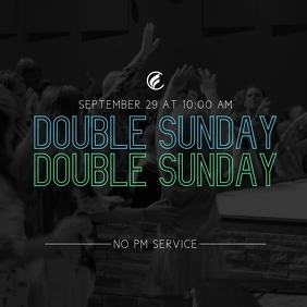 Double Sunday