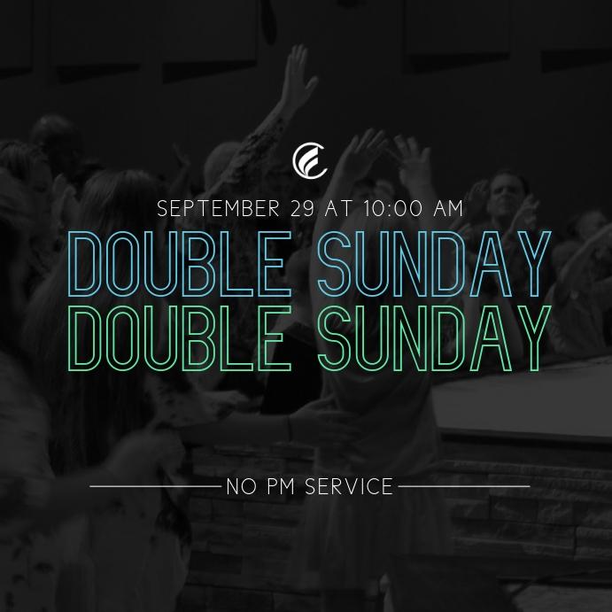 Double Sunday
