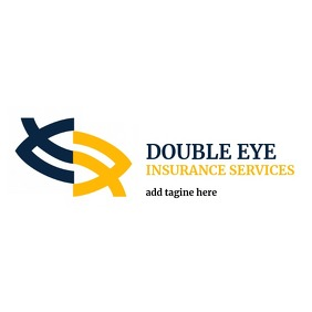 Double yes professional services blue and yel