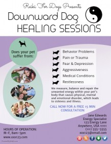 Downward Dog Healing Sessions