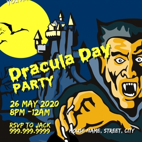 Dracula day party