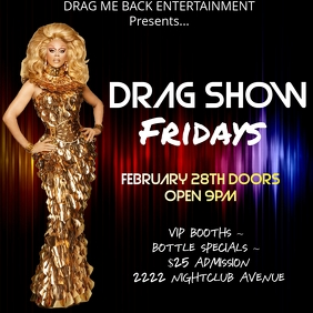 Drag Show Ladies Night
