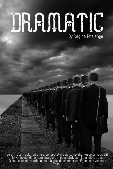 Modele Dramatique Homme Guerre Couverture De Livre Noir Et