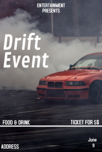 Drift event