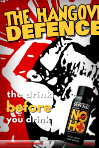 Drink Product Flyer