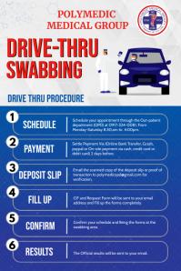 Drive-Thru Swabbing Iphosta template