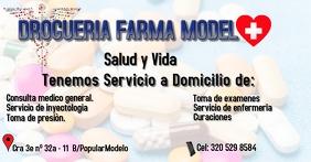 drogueria Facebook Shared Image template