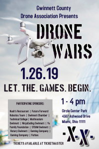 Drone Event Template