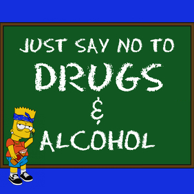 DRUG AWARENESS POSTER