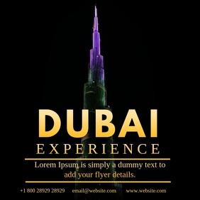 DUBAI EXPERIENCE VIDEO AD
