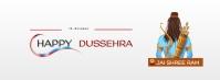 DUSSEHRA Couverture Facebook template