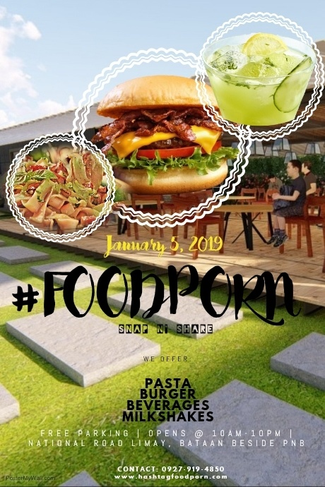 Copy of Restaurant Flyer template | PosterMyWall
