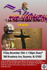 Youth Ministry Event