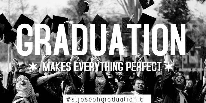 Graduation Twitter Post Template