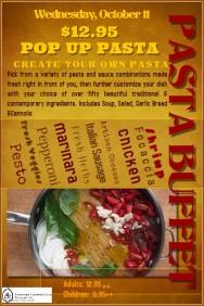Pasta Buffet 1212015