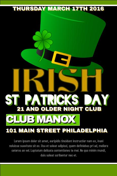 IRISH/ ST PATRICKS DAY