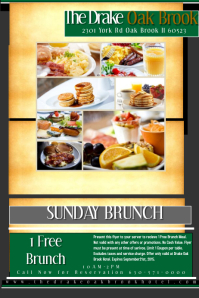 Free brunch voucher