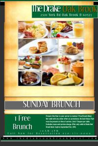 Free brunch voucher