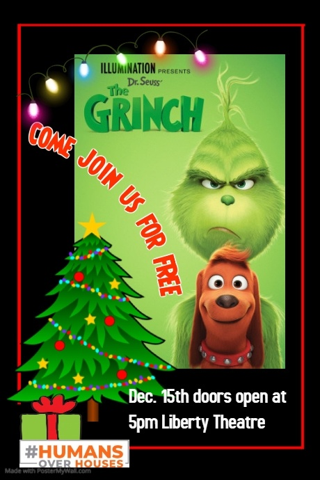 The Grinch with Pup3