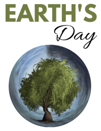 Earth's Day Flyer Template