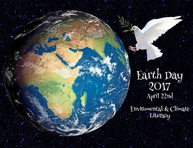 Earth Day 2017 Flyer