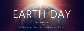 Earth Day Celebration Cover Photo Template