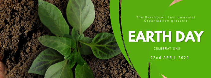 Earth Day Celebration Facebook Cover Photo template
