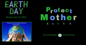 Earth Day childrens hands 2019 for Facebook