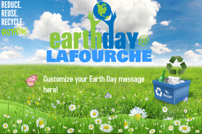 Earth Day Community Poster