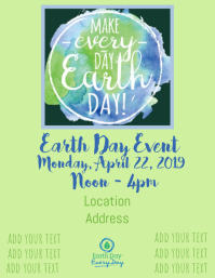 Earth Day Event