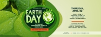 Earth Day Facebook Cover Photo template