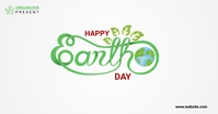Earth day Facebook Post Template