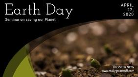 Earth Day Seminar Video Ad Template