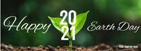 Earth Day Social Media Banner
