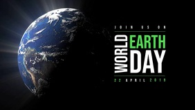 Earth Day Video template