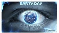 earth Revolving earth Foto de Portada de Canal de YouTube template