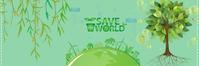 Earth Template Bannière 2' × 6'