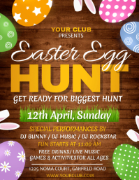 Easter, Easter egg hunt, easter party