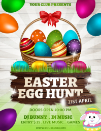 Easter, Easter egg hunt
