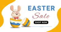 easter, event, spring, party Facebook Ad template