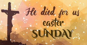 easter, event, spring, party good friday,sund template