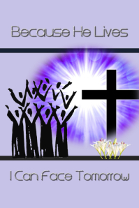 Easter Banner/Semana Santa/Church Banner