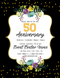 Customizable Design Templates for Happy Anniversary   PosterMyWall