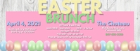 Easter Brunch fb Facebook Cover Photo template