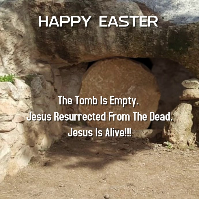 Easter Card Video And Audio Template