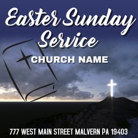 EASTER CHURCH SERVICE CHURCH SERVICE