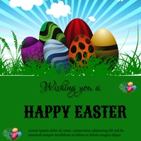Easter Iphosti le-Instagram template