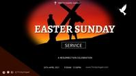 Easter Umbukiso Wedijithali (16:9) template