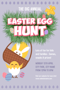 Easter Egg Hunt, kids event